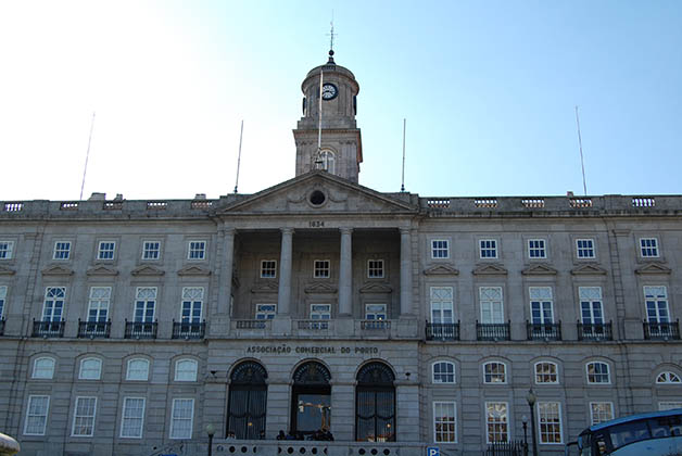 Palacio de la Bolsa. Foto © Patrick Mreyen