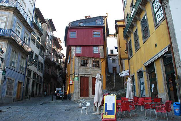 Barrio de Ribeira. Foto © Patrick Mreyen