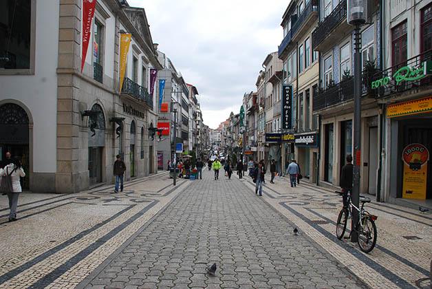 Rua Santa Catarina. Foto © Silvia Lucero
