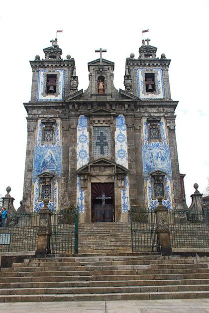 Iglesia de San Ildefonso © Patrick Mreyen