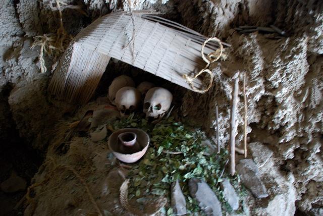 Cueva del Diablo. Foto © Silvia Lucero