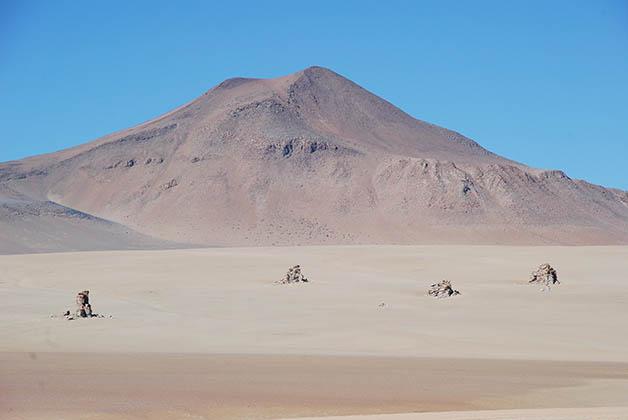 Desierto de Dalí. Foto © Silvia Lucero