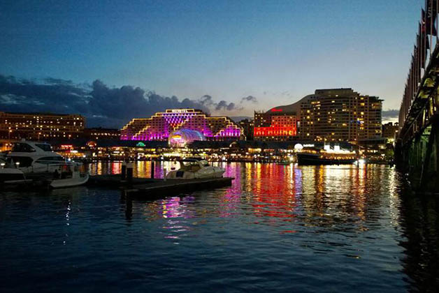 Darling Harbour. Foto © Miguel Lucero