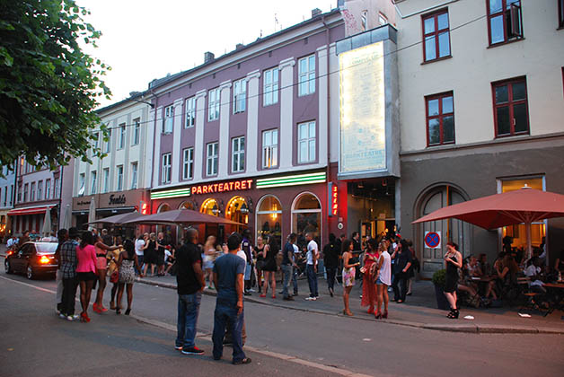 El distrito de Grünerløkka está de moda. Foto © Silvia Lucero