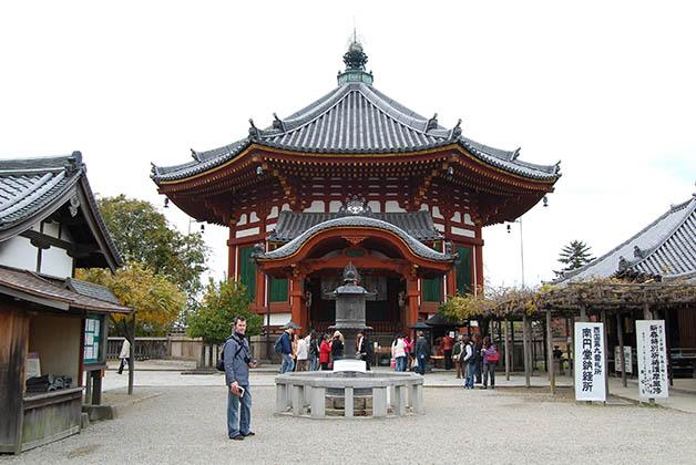 Templo Nan'endo. Foto © Patrick Mreyen