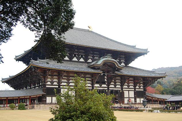 Templo Todai-ji. Foto © Silvia Lucero