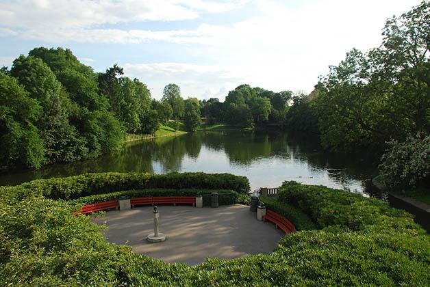Parque de Vigeland. Foto © Silvia Lucero