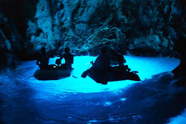 Cueva Azul. Foto © Patrick Mreyen
