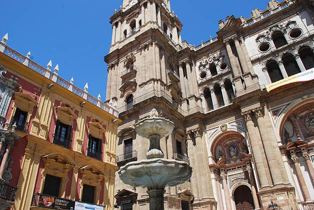 Plaza del Obispo en Málaga. Foto © Patrick Mreyen