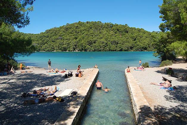 Isla de Melita. Foto © Silvia Lucero