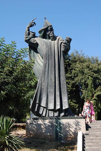 San Gregorio (Grgur Ninski). Foto © Silvia Lucero