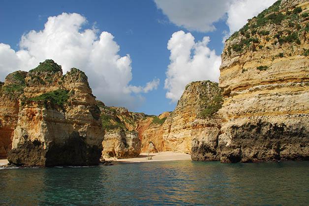 Las playas son hermosas. Foto © Patrick Mreyen