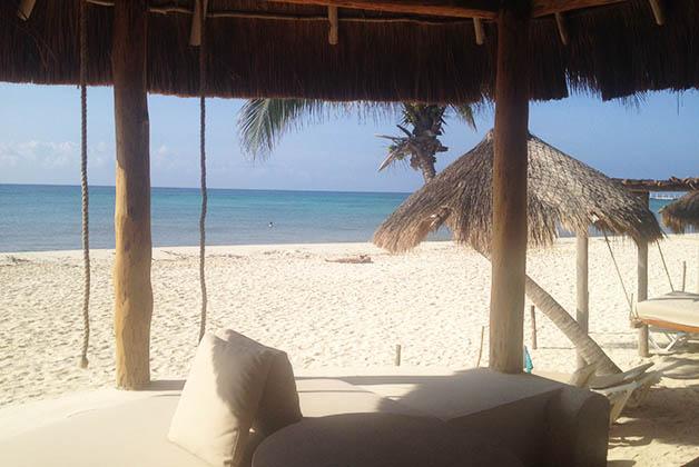 Mahekal Beach Resort. Foto © Silvia Lucero