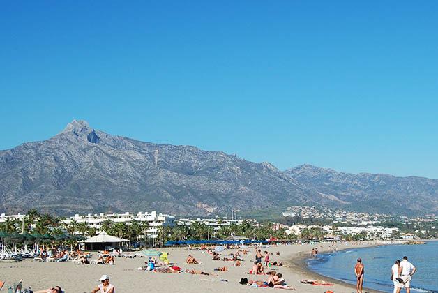 Montaña La Concha al fondo. Foto © Patrick Mreyen