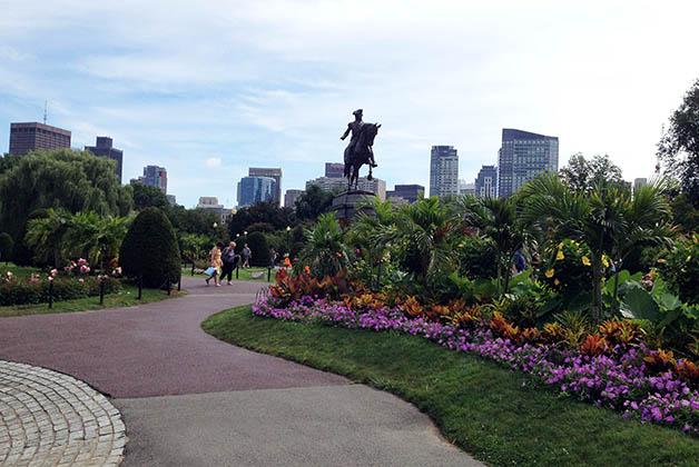 Boston Common. Foto de Keencarlene