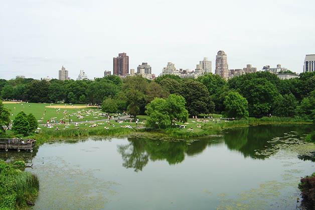 Central Park en Nueva York. Foto © Silvia Lucero