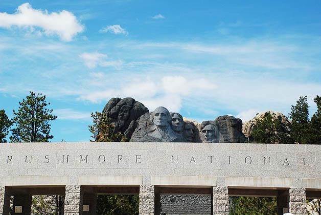 Entrada al monumento más famoso de Estados Unidos. Foto © Patrick Mreyen
