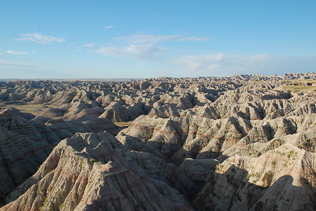 Badlands. Foto © Patrick Mreyen