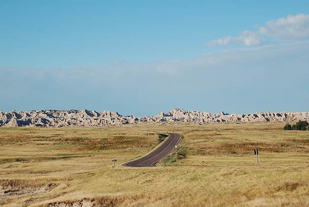 Me encantan estas carreteras. Foto © Patrick Mreyen