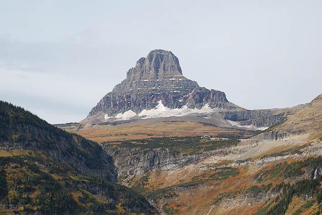 Logan Pass. Foto © Patrick Mreyen