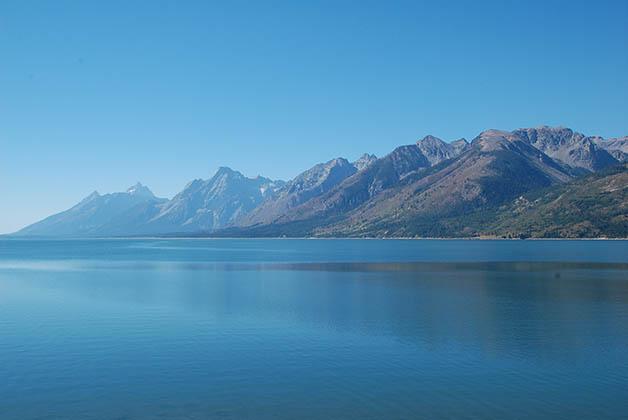 Parque Nacional Grand Teton. Foto © Patrick Mreyen