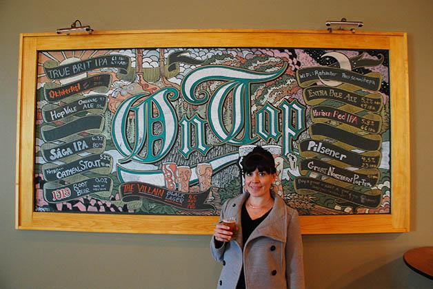 Cervecería Summit, de las pioneras en cervezas artesanales. Foto © Patrick Mreyen