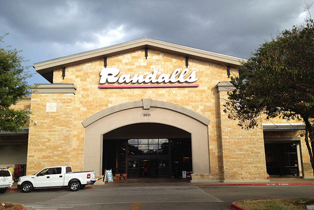 I decided to go to Randalls.