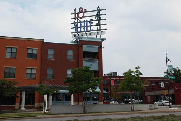 Distrito 18 & Vine, una de las cunas del jazz. Foto © Patrick Mreyen