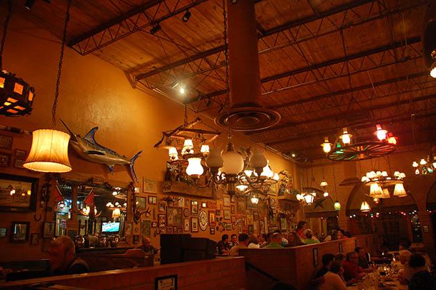 Restaurante Triple J en Lubbock, Texas. Foto © Silvia Lucero