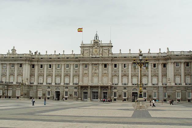 Palacio Real. Foto © Patrick Mreyen