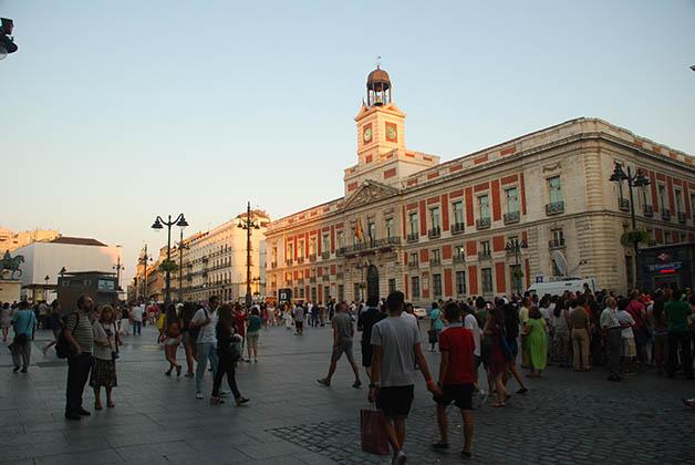 Puerta del Sol. Foto © Patrick Mreyen