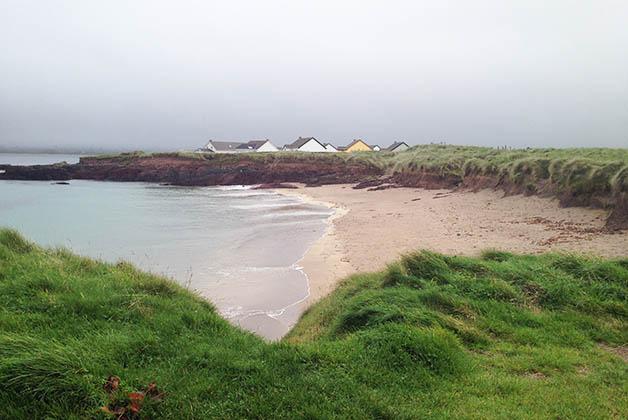 Los pueblos costeros eran los más bonitos. Foto © Patrick Mreyen