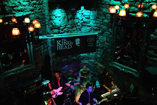 Un pub clásico de Galway que nos encantó. Foto © Patrick Mreyen