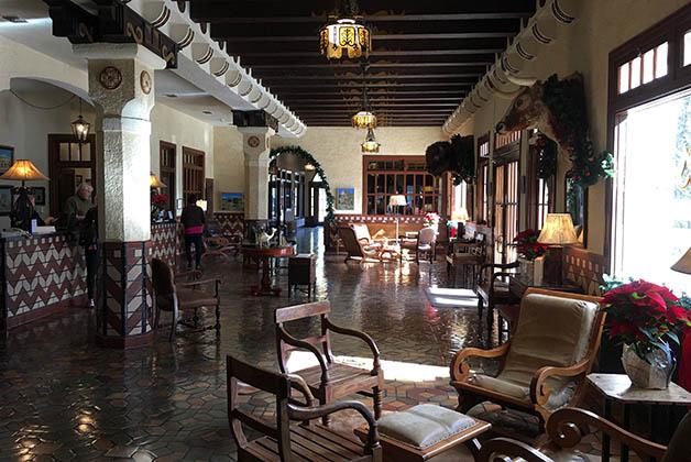 Hotel El Paisano. Foto © Silvia Lucero