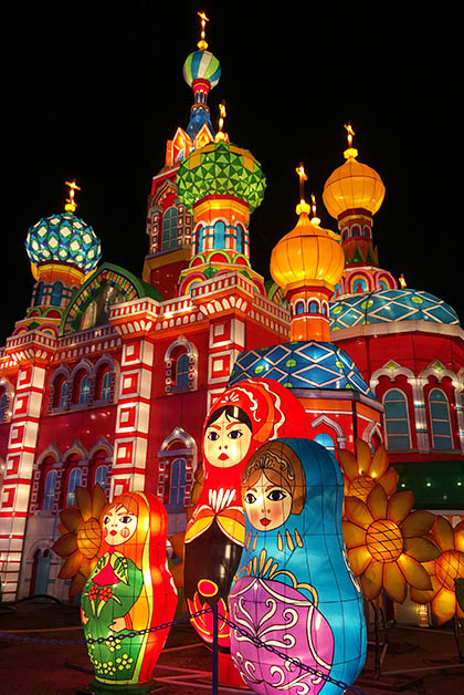 Catedral de San Basilio en Moscú. Foto © Silvia Lucero