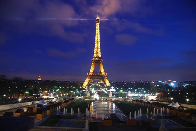 ¿Y quién no ama París? Foto © Patrick Mreyen