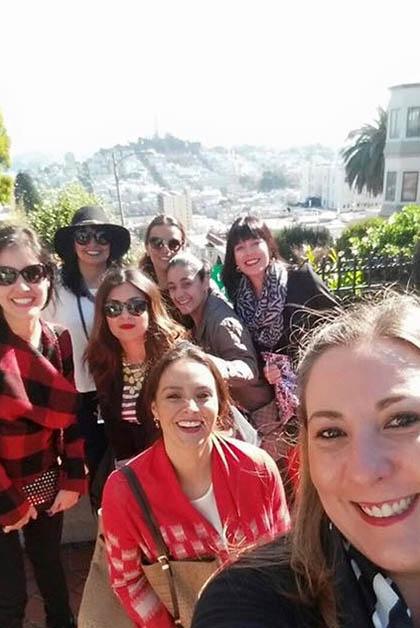 Viaje para celebrar nuestro cumpleaños en San Francisco. Foto © Gabriela Venzor