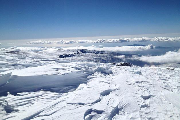 Las vistas impresionantes. Foto © Patrick Mreyen