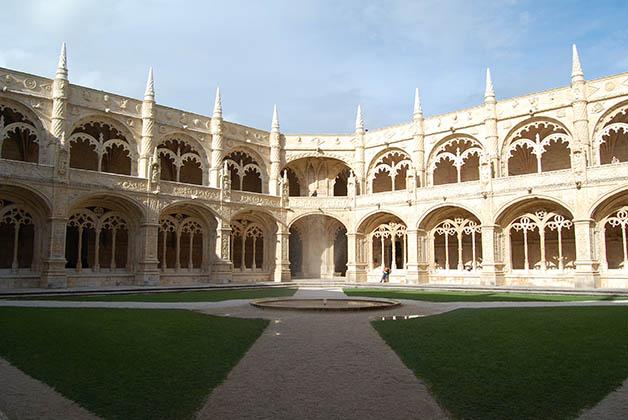 Monasterio de los Jerónimos. Foto © Silvia Lucero