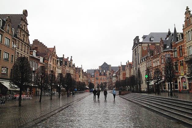 Oude Markt. Foto © Patrick Mreyen