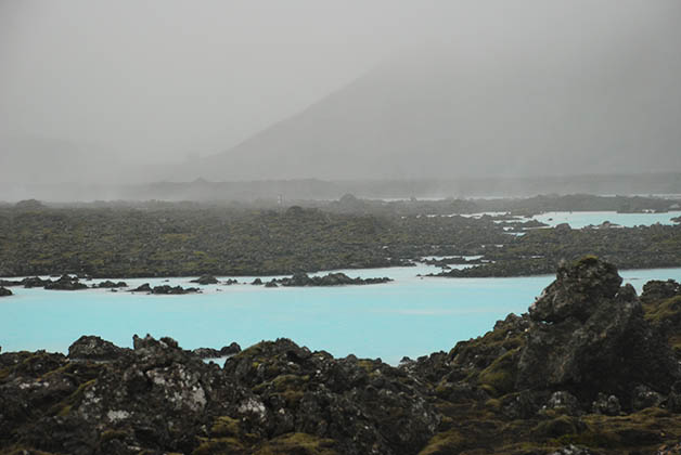 Laguna Azul en Islandia. Foto © Patrick Mreyen