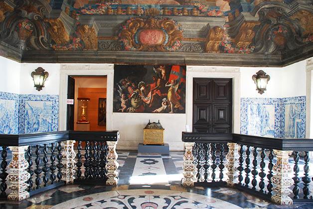 Azulejos en San Vicente da Fora. Foto © Patrick Mreyen