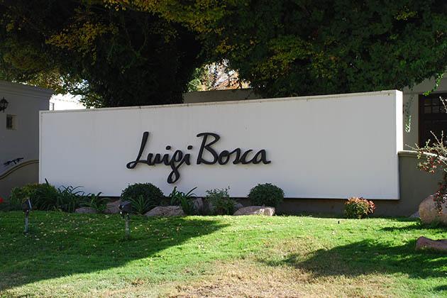 Luigi Bosca, mi bodega favorita. Foto © Silvia Lucero