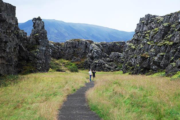 Islandia, muy de moda en las películas y series de televisión. Foto © Patrick Mreyen