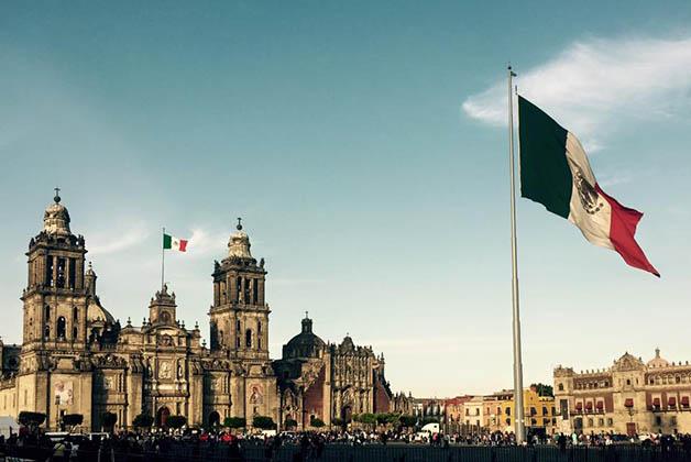Ciudad de México. Foto © Patrick Mreyen