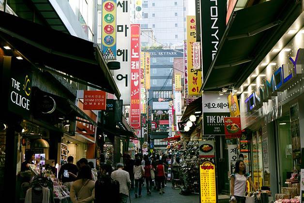 Seúl. Foto tomada de Pixabay