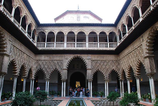 El Real Alcázar de Sevilla. Foto © Patrick Mreyen