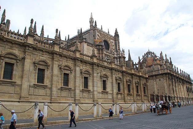 Catedral de Sevilla. Foto © Patrick Mreyen