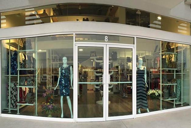 Boutique Fasha, una de las tiendas más famosas de la ciudad. Foto © Cortesía de Fasha Boutique