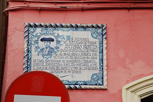 Barrio de Triana, hogar de famosos toreros y artistas. Foto © Patrick Mreyen